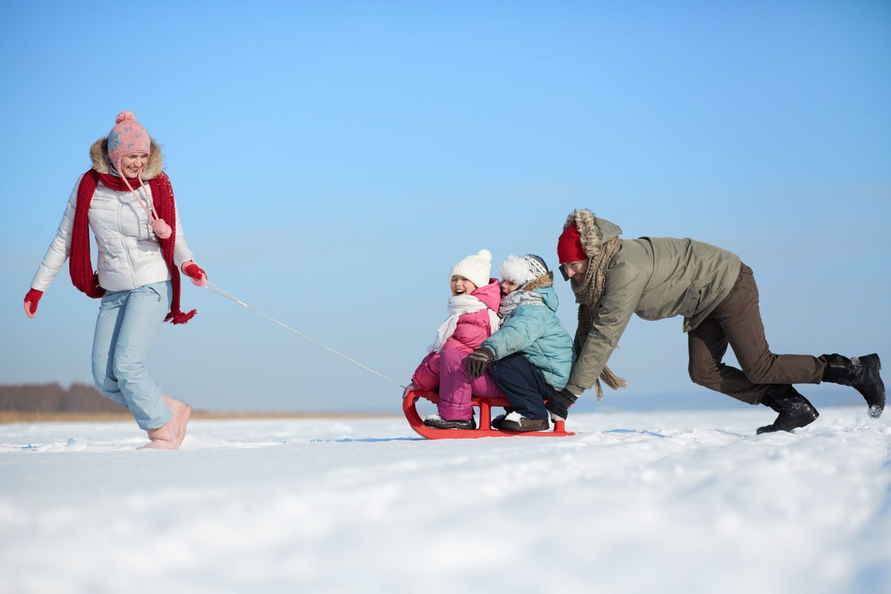 children sledges